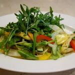 セントベーネ -  色々野菜のスパゲティー