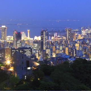 日本三大夜景の贅沢なロケーションで記念日を