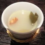 おでん・かしみん - 前菜スープ