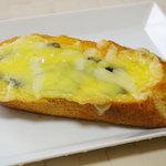 ラスク・ド・アンジュ - 料理写真: ラスク専門店ラスクドアンジュの博多明太子のフレンチトースト 250円