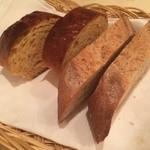 27786322 -  自家製パン2種