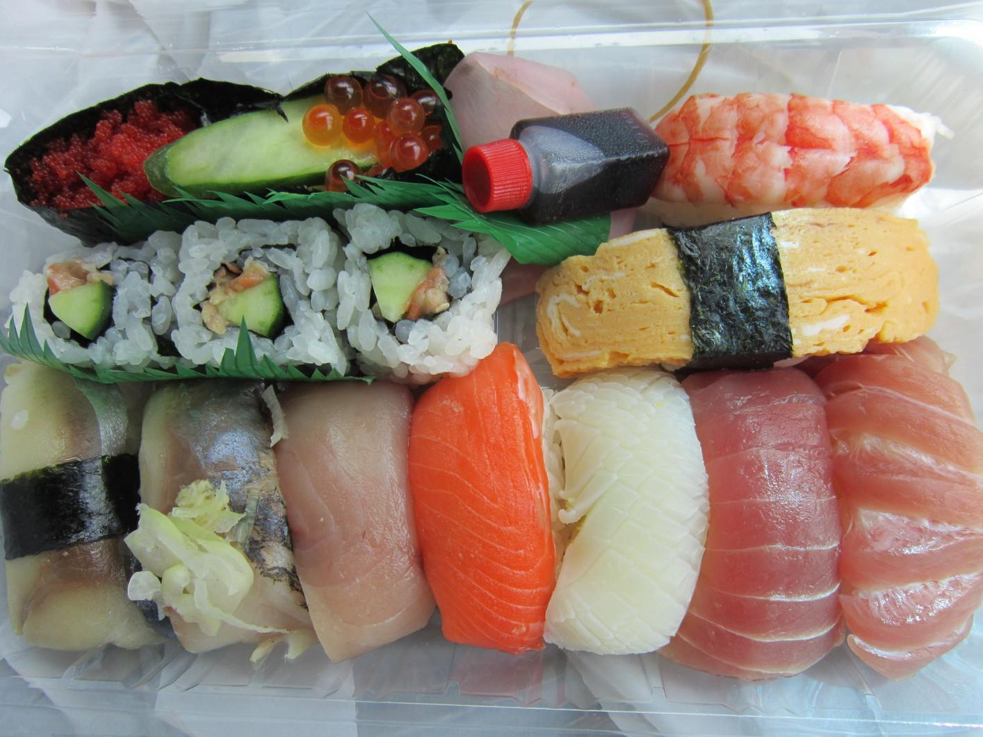 与志の寿司
