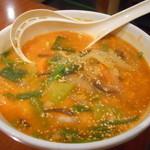 巨牛荘 -  テグタンスープ