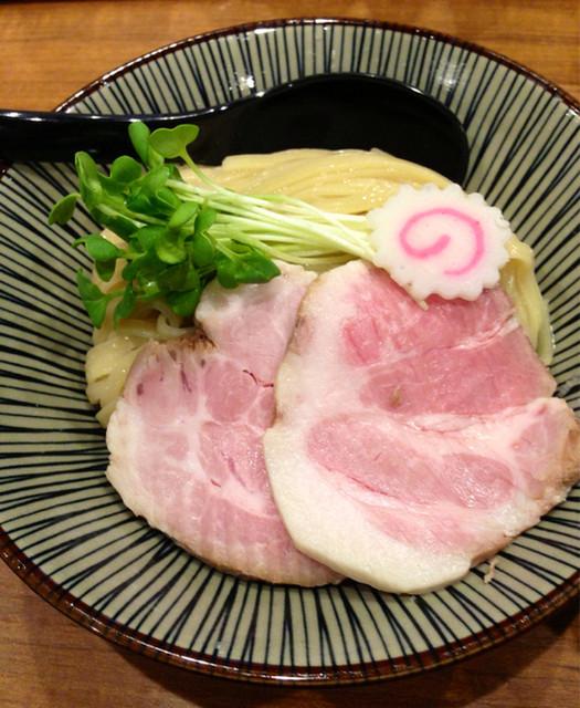 麺屋NOROMA - 鶏つけ麺 850円  具材は鶏そばと同じです