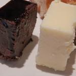 Green'sK鉄板ビュッフェ - 濃厚チョコケーキ& チーズケーキ