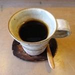 コーヒー がじゅまる -  食後のコーヒー
