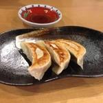 ラーメンめん丸 -  餃子3個