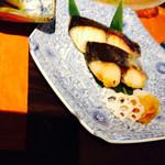 Wasaichuuboukatsura - 鰆の西京焼き、これまた。