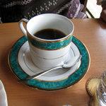 コーヒーショップ橡 -