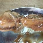 串カツ いぬい -  牡蠣ドテ