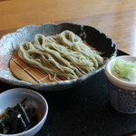 日本料理 いな穂 - 手振りそば