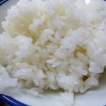 海鮮料理 磯 -  お米 柔らかいし、岡山県なので朝日米かなぁ