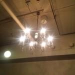 ザリガニカフェ -  照明