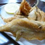 海鮮料理 磯 - 小ふぐの唐揚げ