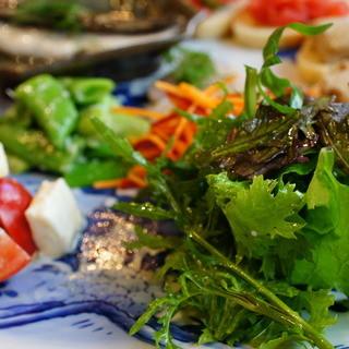 山梨上野原のパワフル野菜