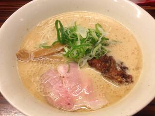 らーめん 会 神戸本店 - 豚鶏節ラーメン