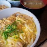 まるい食堂 - 親子丼(500円)