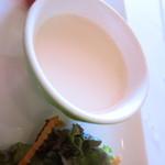 マルシェロロ -  冷たいスープ