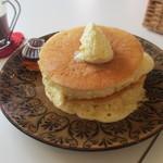 カフェ アリエッティ -  プレーンパンケーキ