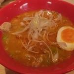 地元家 - 料理写真:海老 生姜味噌890円