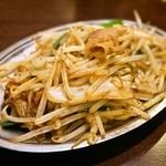 紅とん -  2014.5 肉もやし(380円)