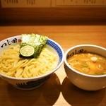 めん徳 二代目 つじ田 -  2014.5 二代目つけめん(990円)