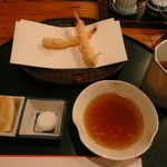 料理旅館・天ぷら吉川 -  今回は3000円のコースを