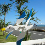 サザンビーチカフェ - 風が心地良い風景