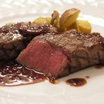 ランファン - 短角牛のステーキ
