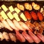 小樽 魚○ - うおまる 握り