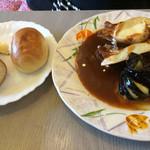 洋食やさん 銀亭 - ビーフシチュー