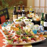 日本料理 花むら - 飲み放題宴会料理 3500より