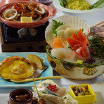 北海道料理ユック 北の海道 -  お手軽会食2052円