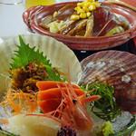 北海道料理ユック 北の海道 -  ほろ酔いセット1425円
