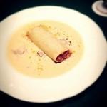 ピーターパン - 和牛肉のカネロニ スーコディカルネソース
