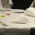 オーグードゥジュール メルヴェイユ 博多 -  テーブルセッティング