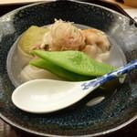 懐石料理 桝田 -  甘鯛の煮物