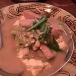 沖縄料理の店しぃぐゎー - ナーベラー(へちま)の味噌いため