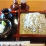 手打ちそば せいろ庵 - 料理写真: 「せいろ」780円