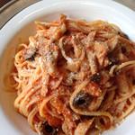 ERBA - パンチェッタのトマトソース