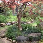 ERBA - 部屋から庭が眺めれます