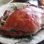 蟹御殿 - 茹で竹崎蟹