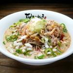 花さんしょう -  期間限定メニュー ツナとモヤシの魚香冷し担担麺