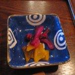 Cafe食堂 MALIBU - 漬物