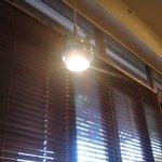Cafe食堂 MALIBU - 照明