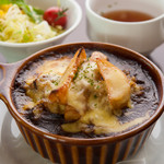 レストラン アーチェロ - 料理写真: レストランアーチェロの1番人気メニュー『焼きカレー』
