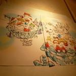金魚CAFE - カキ氷