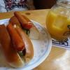 コメダ珈琲店 - 料理写真:ホットドッグ