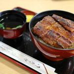 うなふじ - 料理写真:うなぎ丼(特)☆