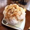 和洋喫茶 レモンの木 - 料理写真:黒蜜きなこミルク金時☆